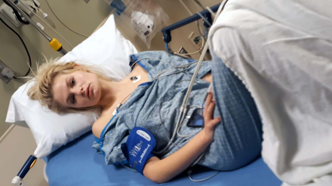 'I'd Rather Get Sick Or Die, Than Gain Weight,' Says Teen