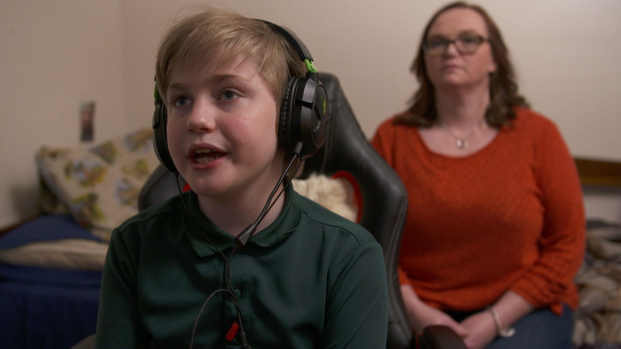 'My Son Is The Boss Of Me,' Says Woman About Her 12-Year-Old