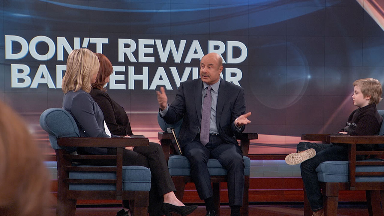'You've Got To Be Prepared To Do Whatever It Takes To Get Control Of Your Home,' Dr. Phil Tells A Mom