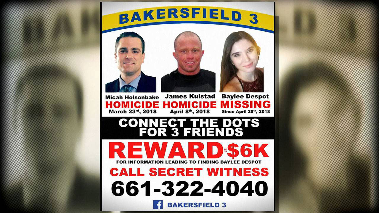 The Mysterious Circumstances Surrounding the Bakersfield 3