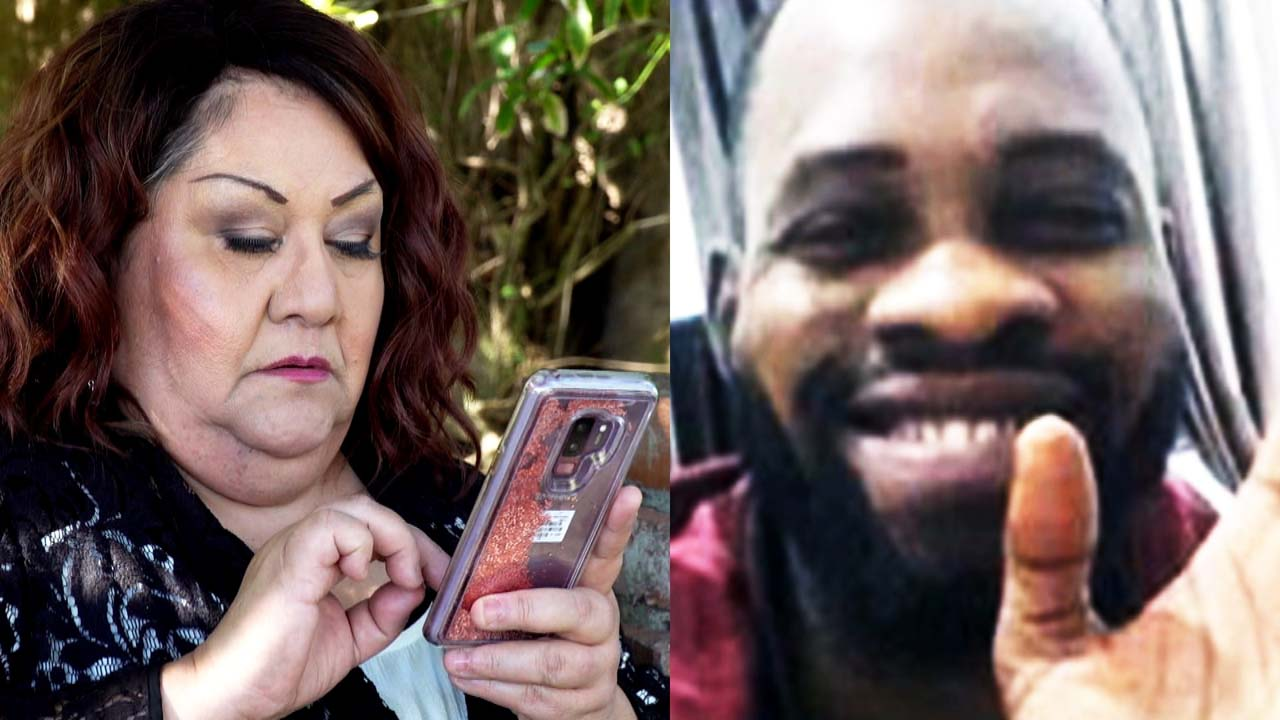 'I Can't Fight My Heart,' Says 64-Year Old About Her 34-Year-Old Nigerian Fiancé