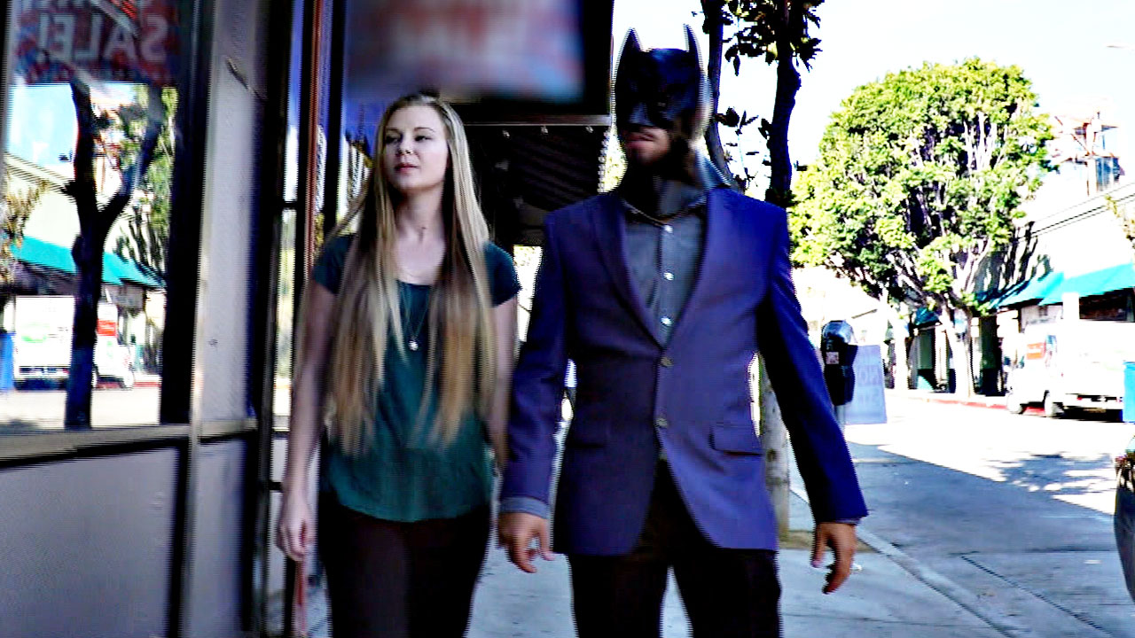 'My Fiancé Believes That He Is A Real-Life Superhero'