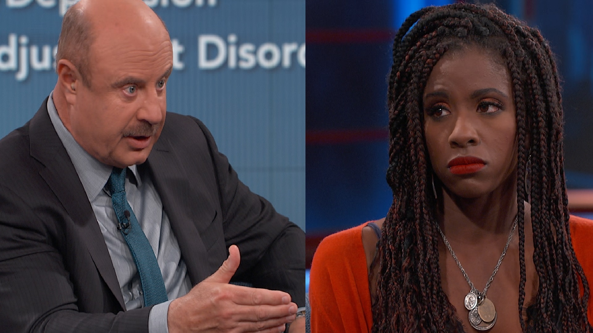 Dr. Phil To Guest: 'Do You Think Right Now, That Your Life Is Working?'