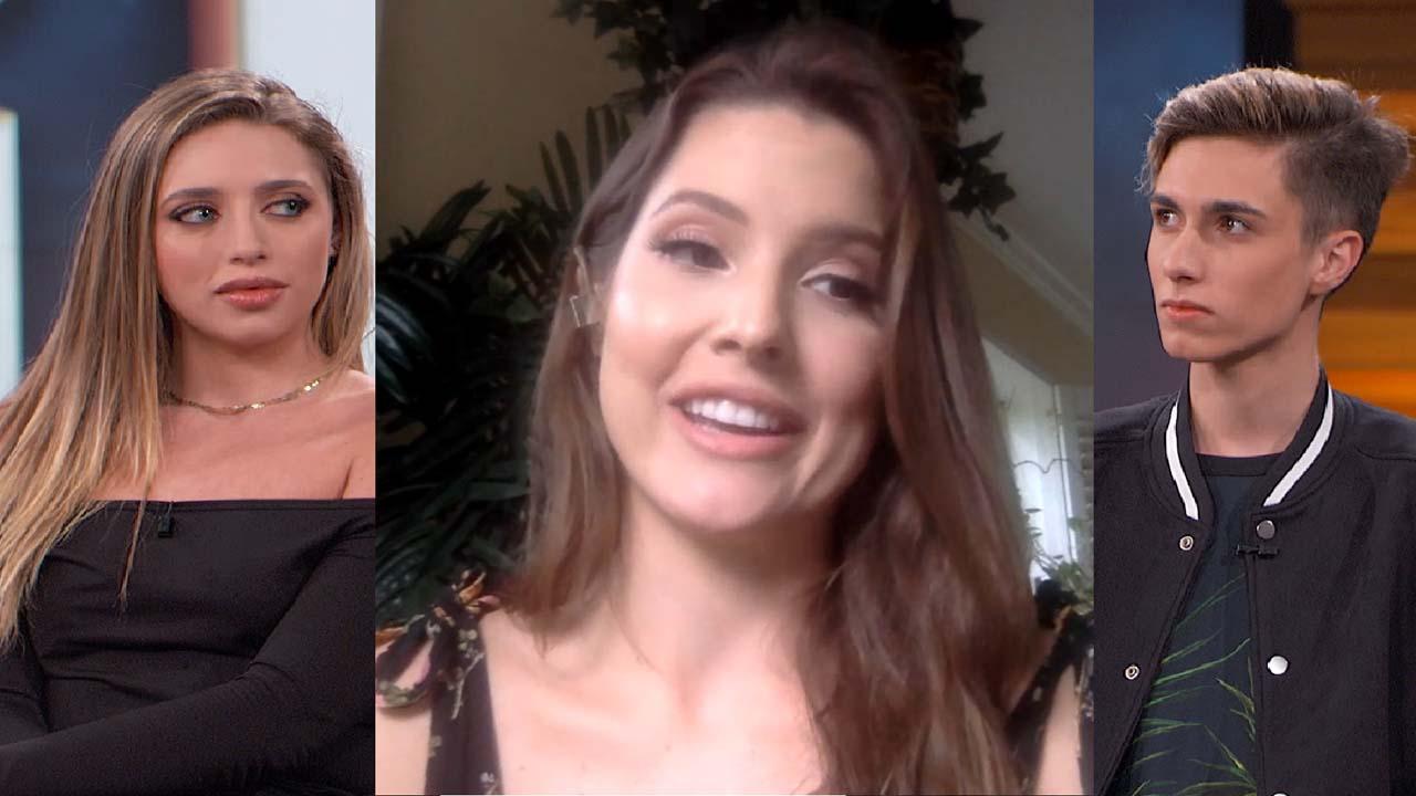 Social Media Star Amanda Cerny Offers Advice To Aspiring Influencers
