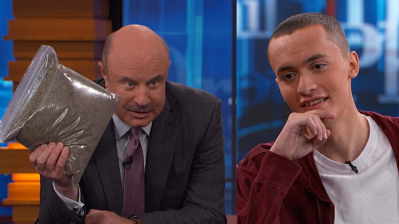 Dr. Phil To Rageaholic On Marijuana Use: 'It's Dysfunctional, But It's Not Totally Irrational To Seek Some Way To Put Yourself In Check'