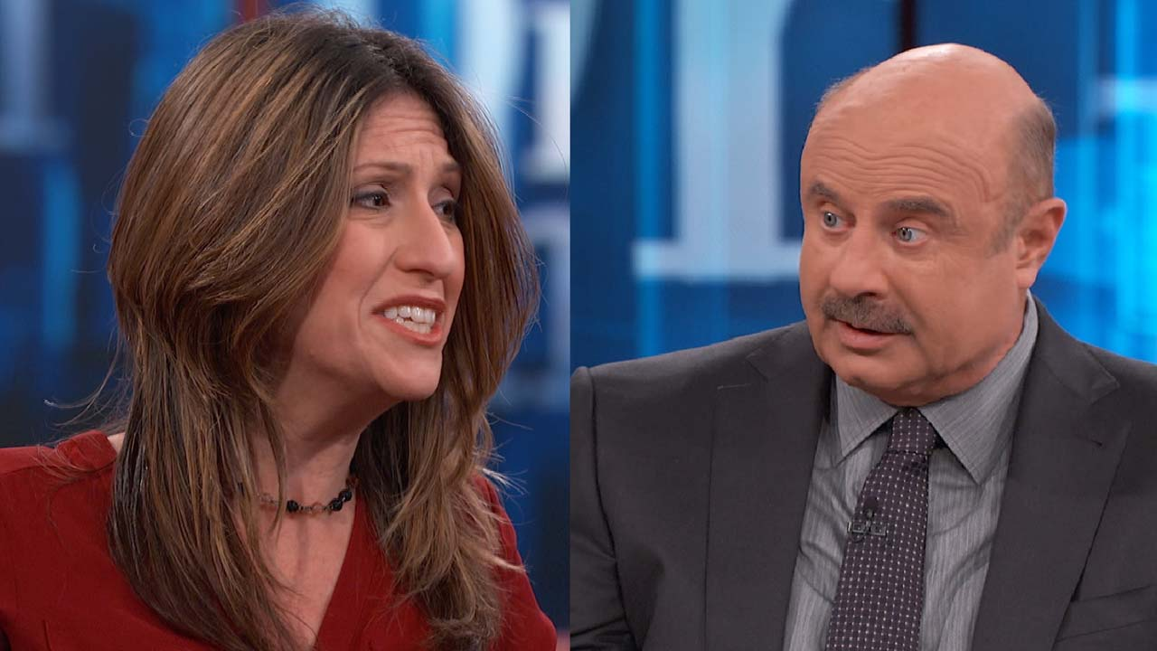 Dr. Phil To Guest:'You Are A Reckless Parent'