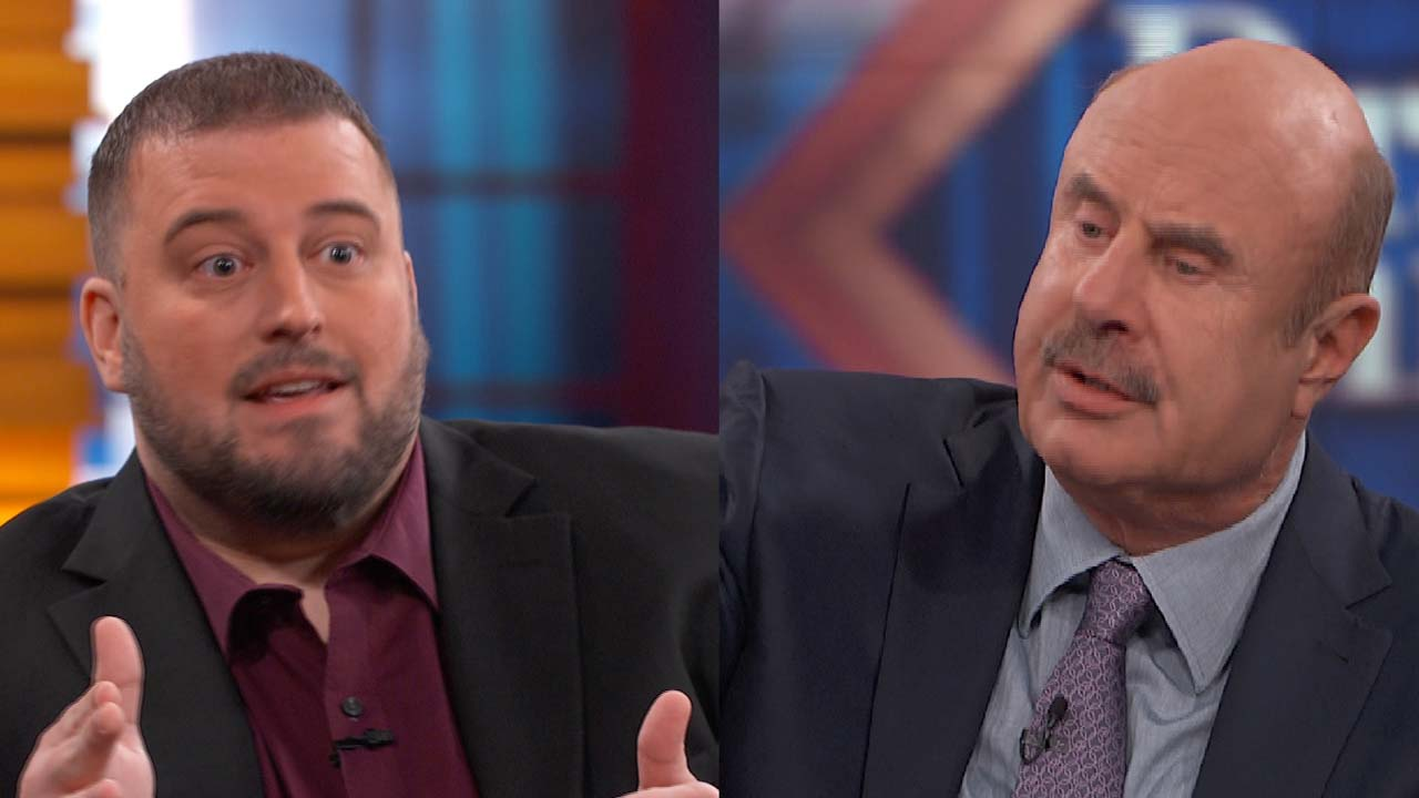 'I Have A Problem, And I'm Here To Have It Fixed,' Says Guest To Dr. Phil