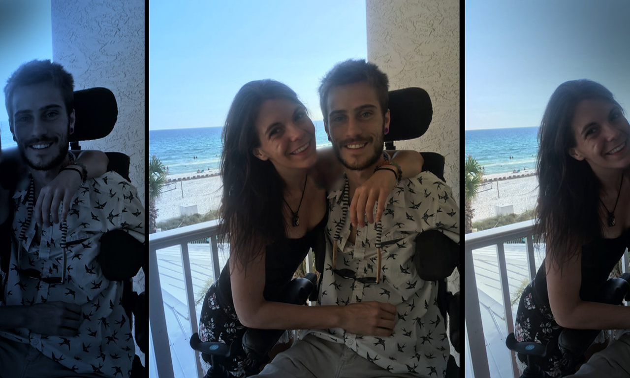 Woman Who Swiped Right On Quadriplegic Boyfriend Says Frustration With His Condition Is 'Destroying' Their Relationship