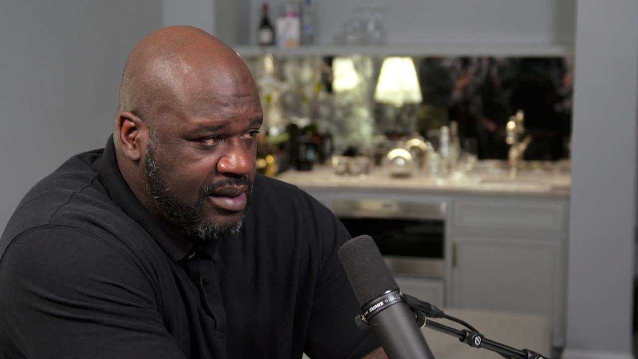 Shaquille O'Neal On Meeting His Biological Father: 'I Don't Judge Him'