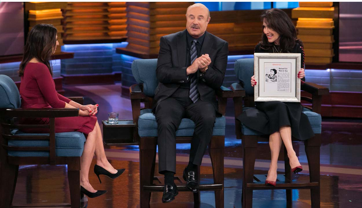 What MyHeritage Helped Robin McGraw Discover About Her Family History