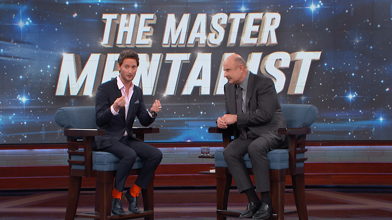 See How Master Mentalist Lior Suchard Uses His Mind To Influence People