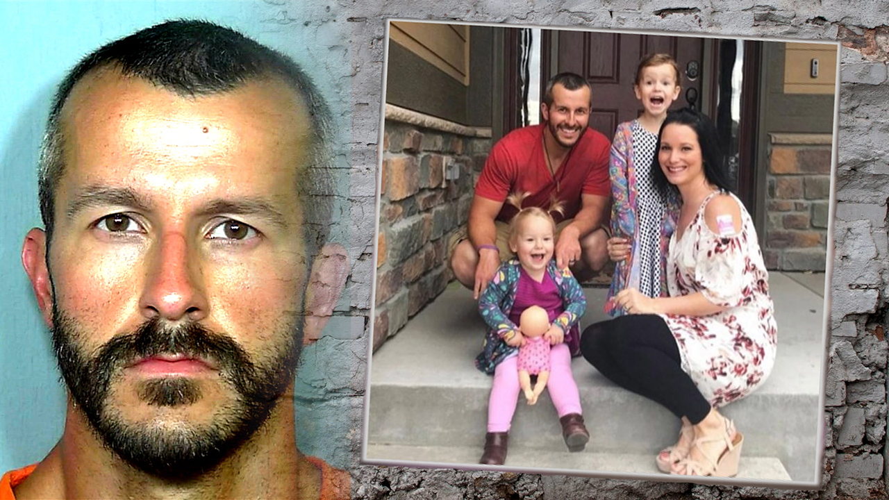 Chris Watts: From Grieving Father And Husband To Convicted Of Murdering Pregnant Wife And Two Daughters