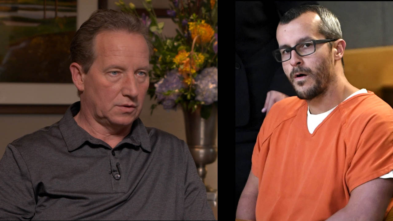 Father Of Murder Victim Shan'ann Watts Reveals What He'd Say To Son-In-Law, Chris, If Given The Chance