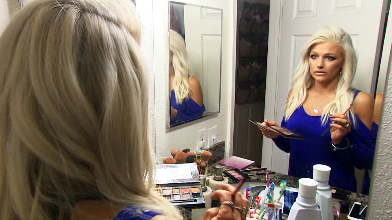 'I'm Obsessed With The Way I Look,' Says Young Woman