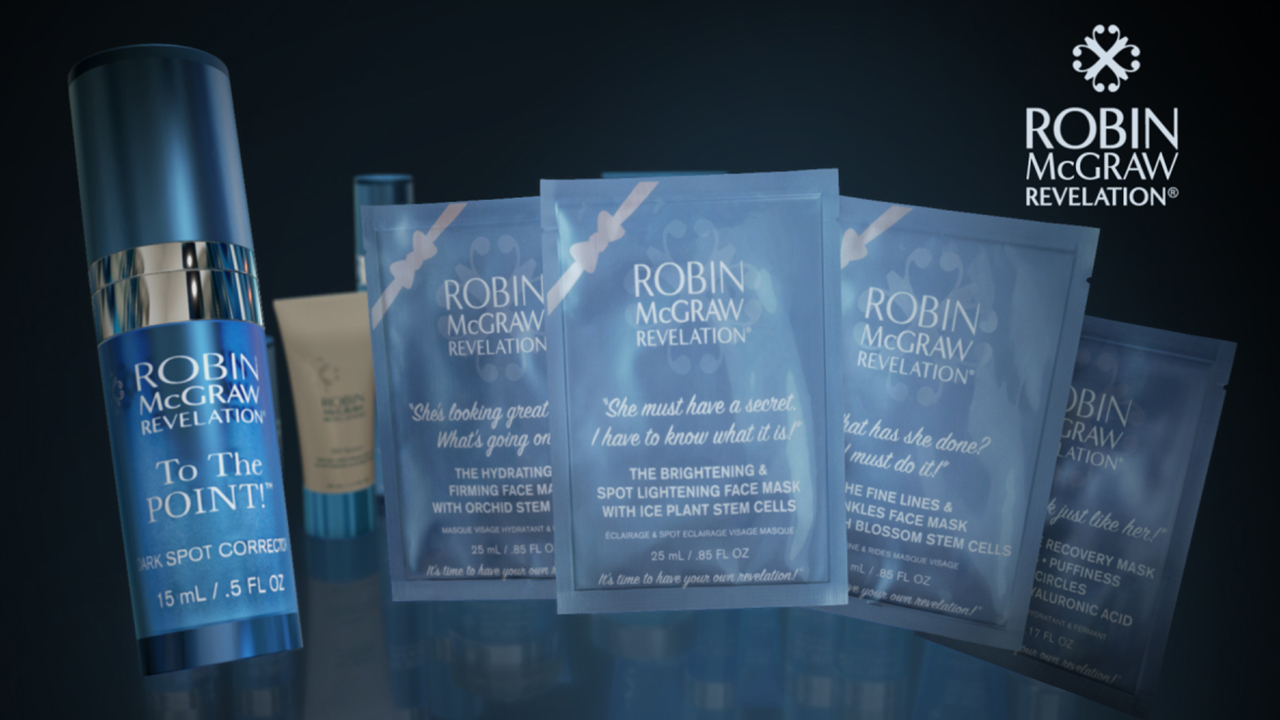 Decrease Dark Spots And Brighten Your Skin With Robin McGraw Revelation