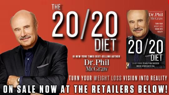 The 20/20 Diet by Dr. Phil